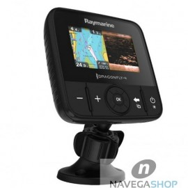 "Dragonfly 4PRO - GPS y CHIRP/DownVision, 4.3"", CPT-DVS, WiFi, carta C-MAP EU"